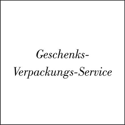 Geschenk Verpackungs-Service