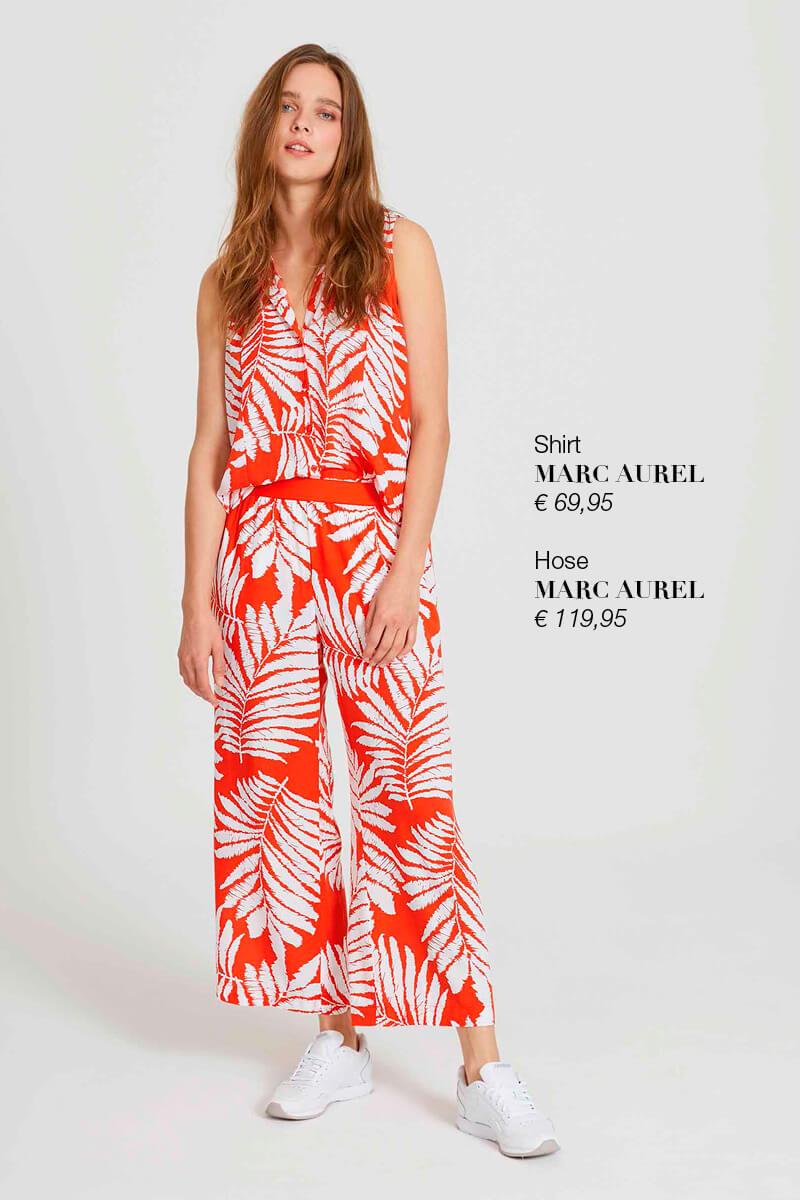 Shirt + Hose MARC AUREL