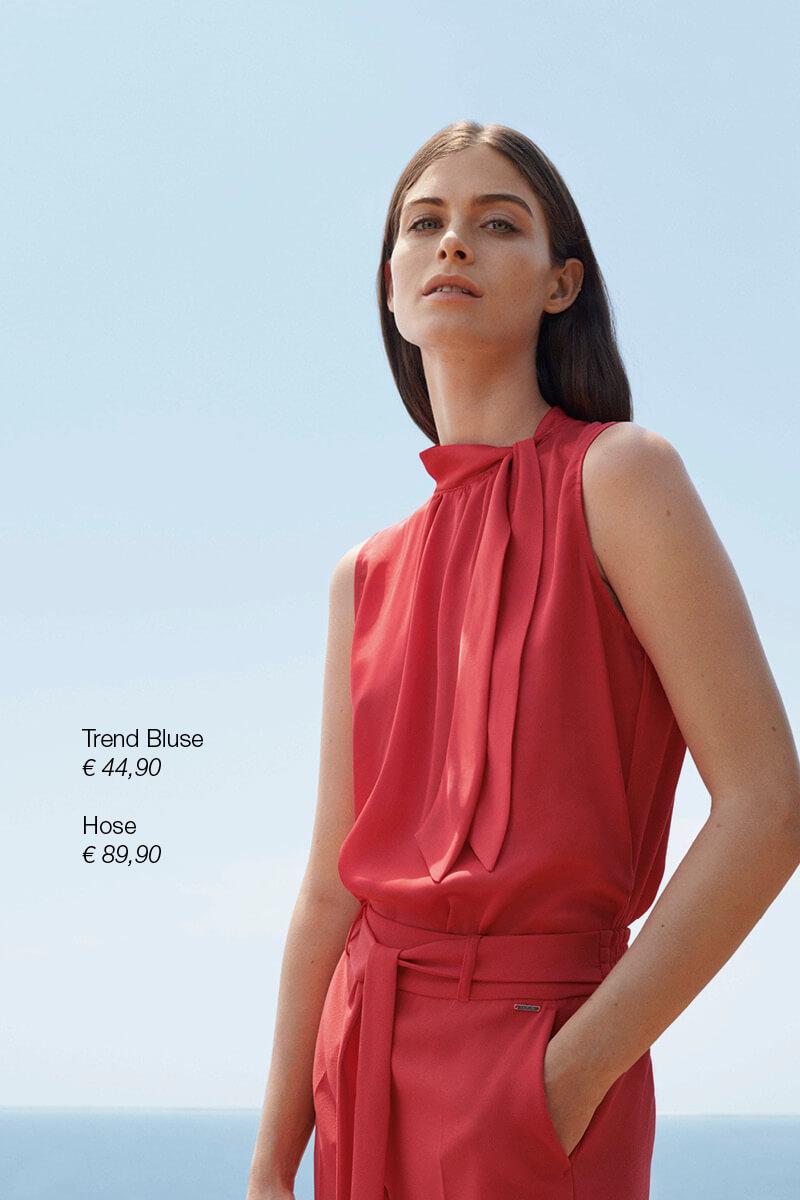 Trend Bluse + Hose