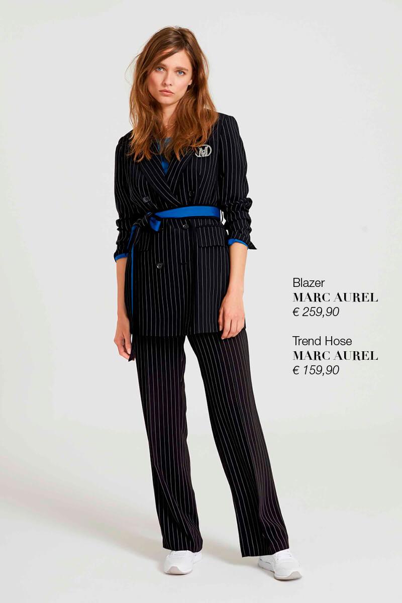 Blazer + Trend Hose MARC AUREL