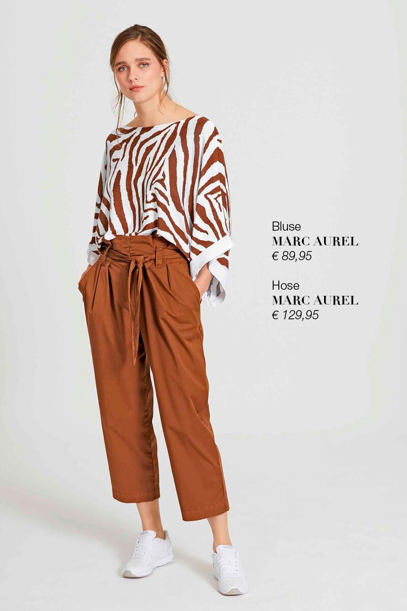 Bluse + Hose MARC AUREL