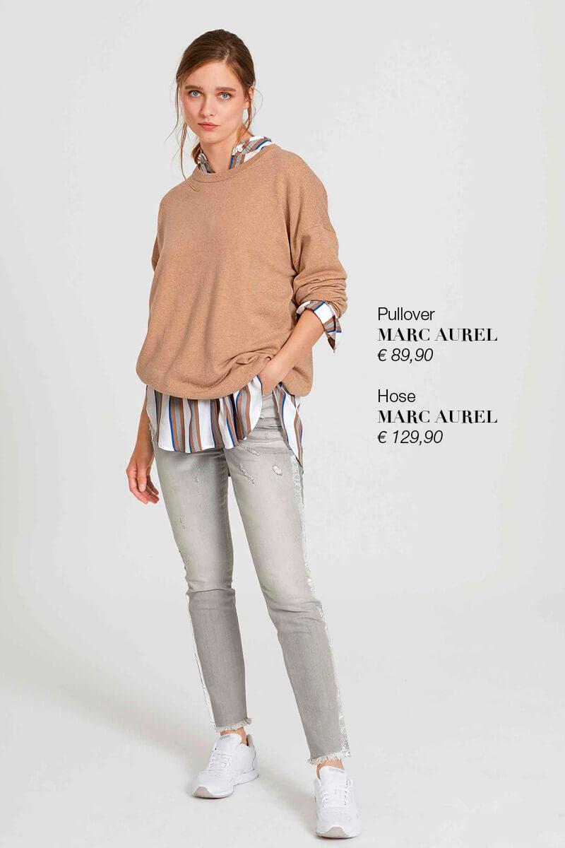 Pullover + Hose MARC AUREL