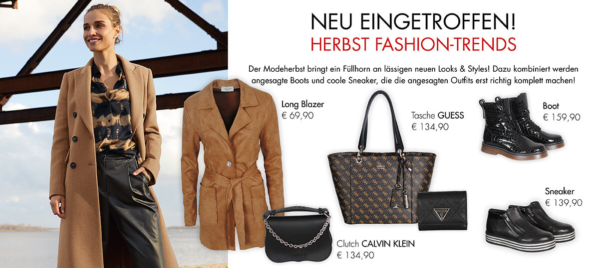 Nagl & Mode Herbst Fashion Trends 2020